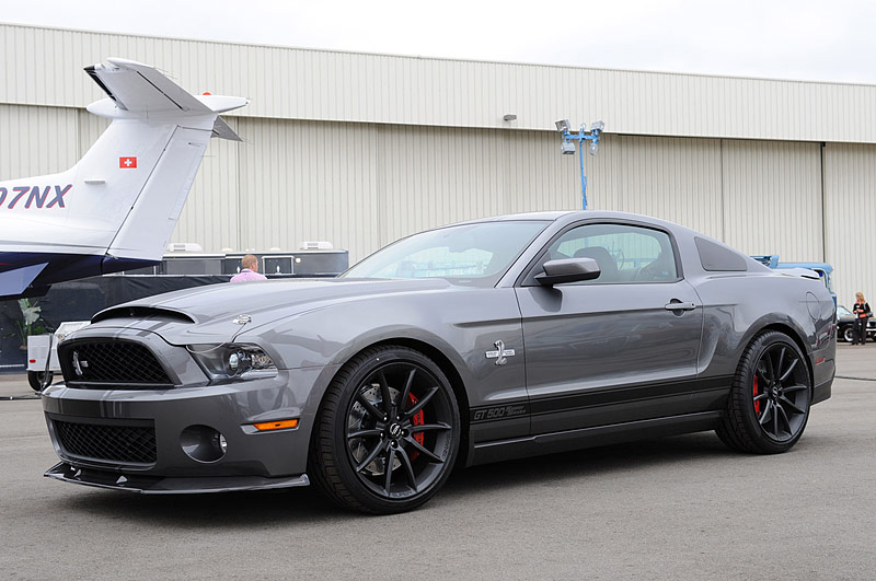 750hp 2011 Ford Shelby Gt500 Super Snake Throttlextreme