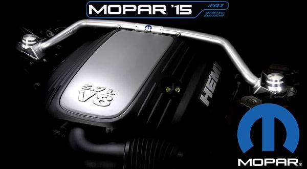 Mopar '15 Scat Pack performance packages