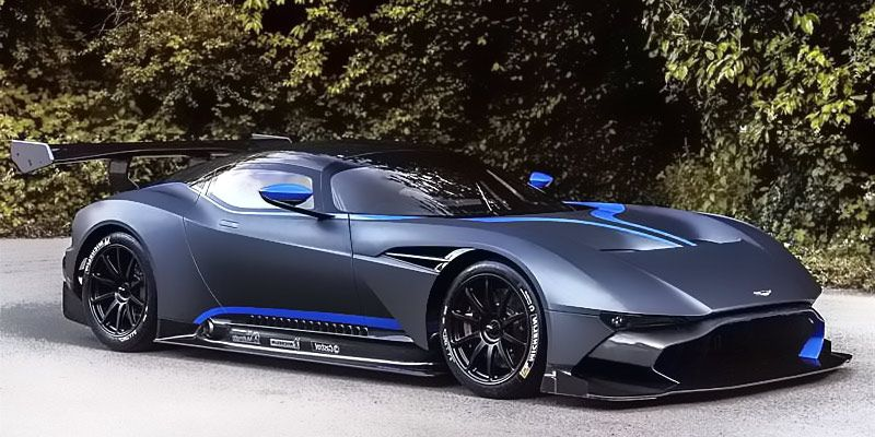 The Most Expensive Car In The World 2017 Price >> Aston Martin Vulcan is a Supercar that Takes Your Breath Away - ThrottleXtreme