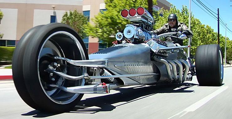 Hemi Trike Rocket II - 3