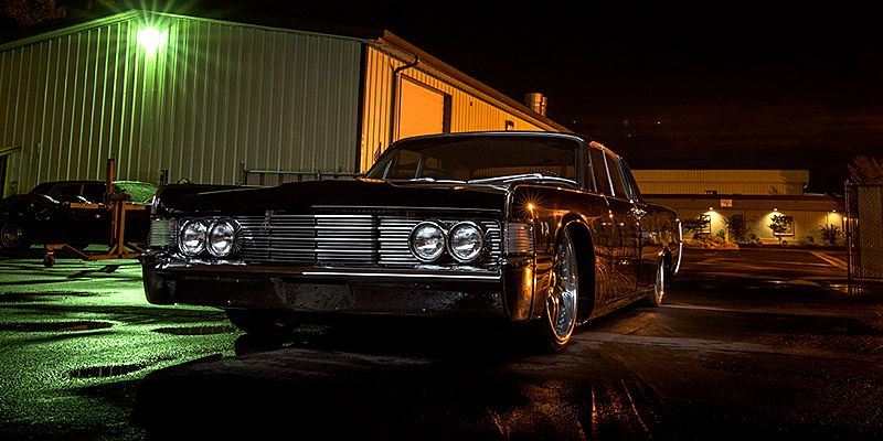 Metalworks 1965 Lincoln Continental