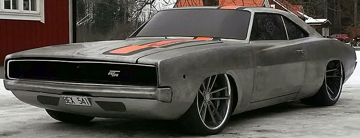 Dodge Charger RTR
