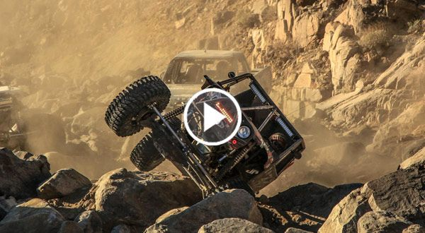 King of the Hammers feat