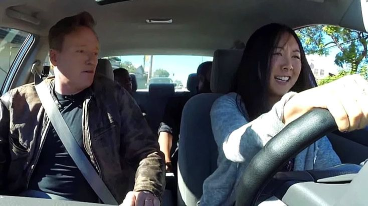 Student Driver and Conan