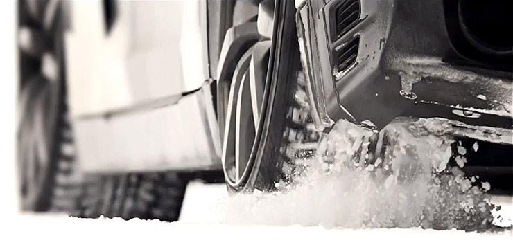 Nissan GTR Ski Slope