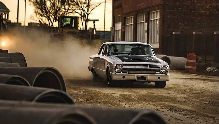 Aaron Kaufmans 1963 Ford Falcon