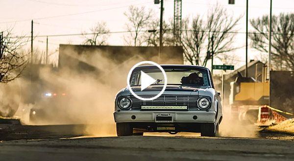Aaron Kaufmans Ford Falcon TicTac