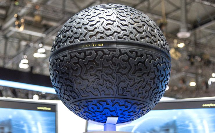 The Future Tire by Goodyear