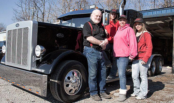 Semi Truck Seats >> Lil Big Rig Can Turn Your Pickup into Mini Semi - ThrottleXtreme