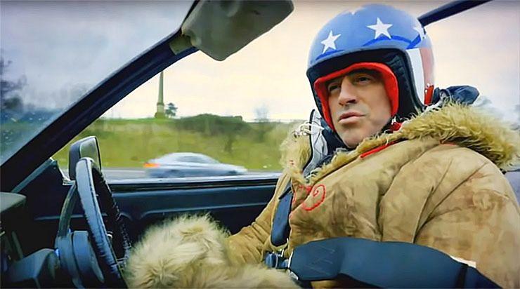 Matt Le Blanc 2016 Top Gear