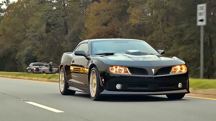 Smokey and the bandit trans am-1776