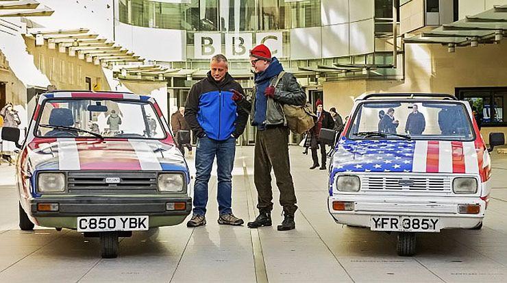 Top Gear Matt Le Blanc