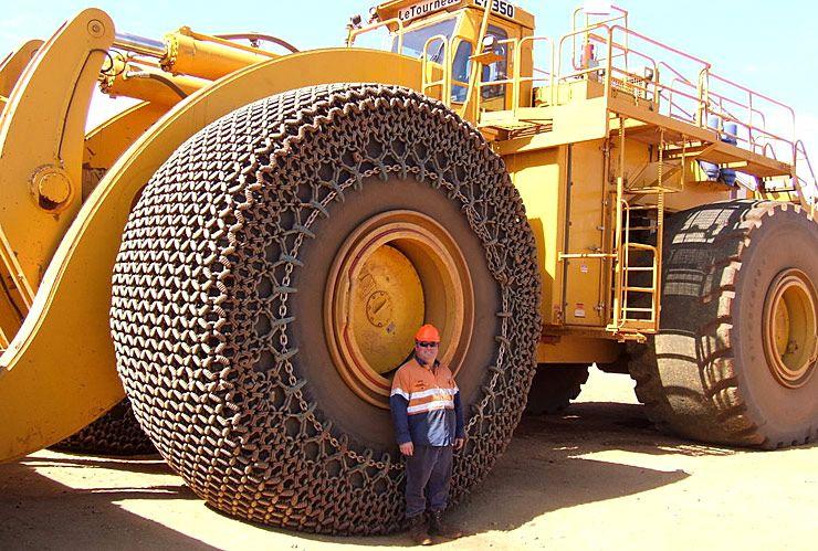 World Biggest Tires