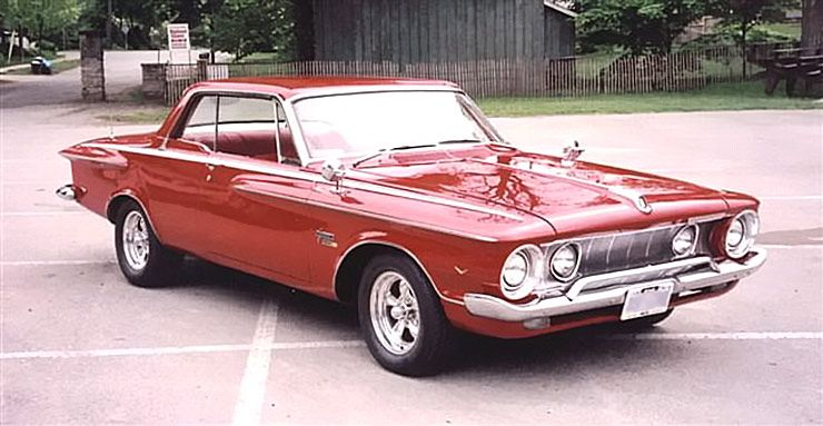 1962 Sport Fury is rare Canadian example