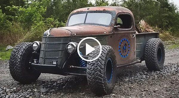 Trophy Rat Truck