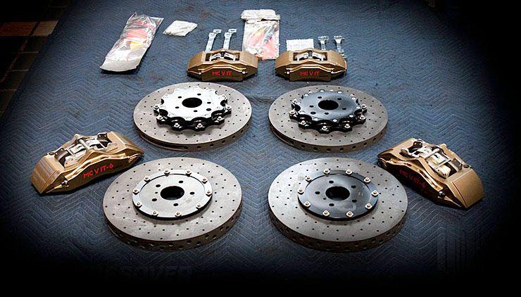 ceramic brakes nissan