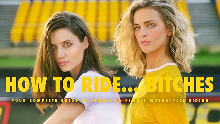 how to ride bitches
