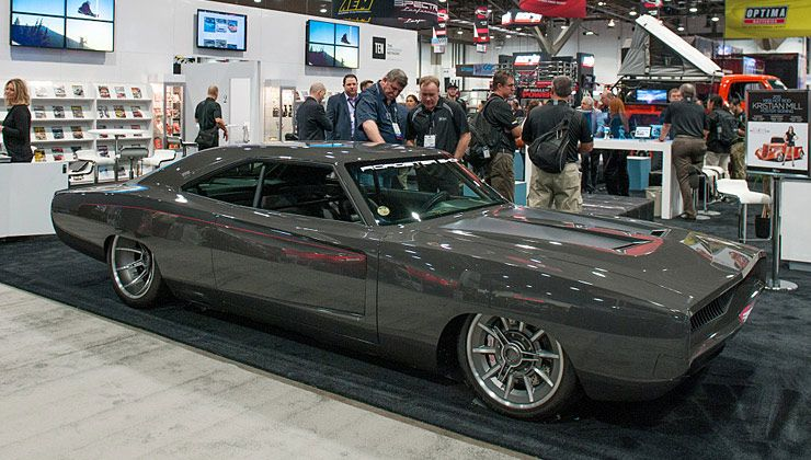 1300 Horsepower V10-Powered 1968 Charger