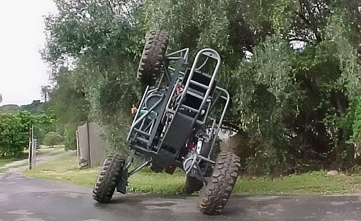 Chainlink Extreme 4x4