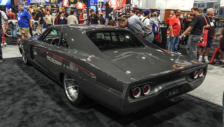 Roadster Shop 1968 Dodge Charger