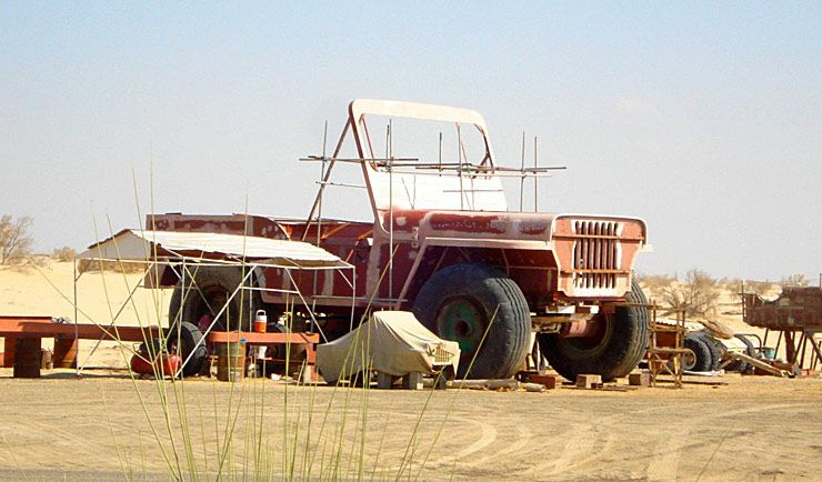 Constructing Worlds Largest Jeep Willys