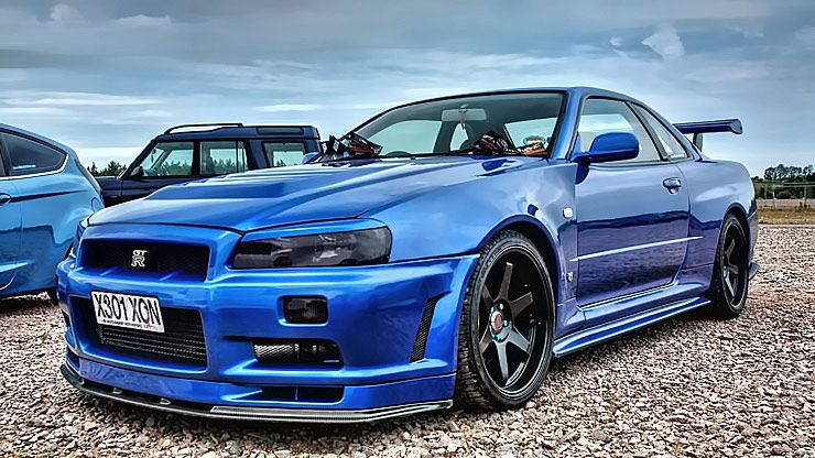 Nissan-R34-Skyline