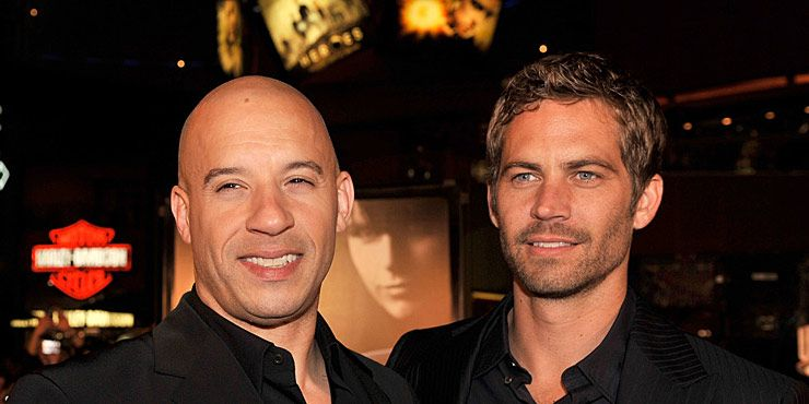 Vin Diesel Paul Walker