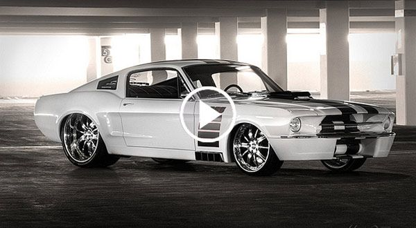 "Kindig It Design >> ""The Boss"" - 1968 Mustang Fastback by Kindig It Design - ThrottleXtreme"