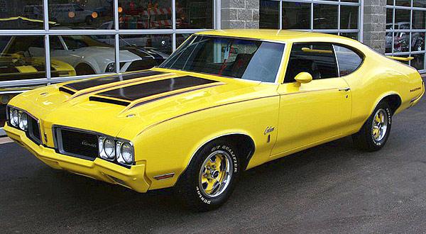 Dodge Dart Srt >> Screamin' Yellow 1970 Oldsmobile Cutlass Rallye 350 - Mostly Stock Factory Muscle - ThrottleXtreme