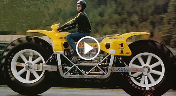 Big Toe Monster Bike