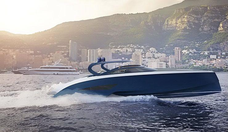 Bugatti Niniette Sport Yacht