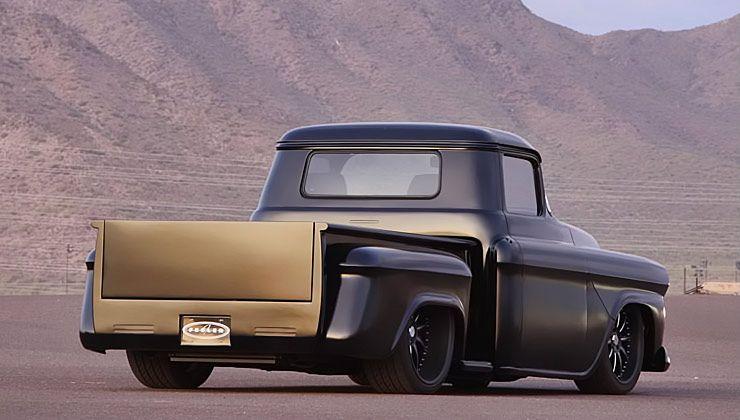 Fesler Built 1958 Chevy Truck