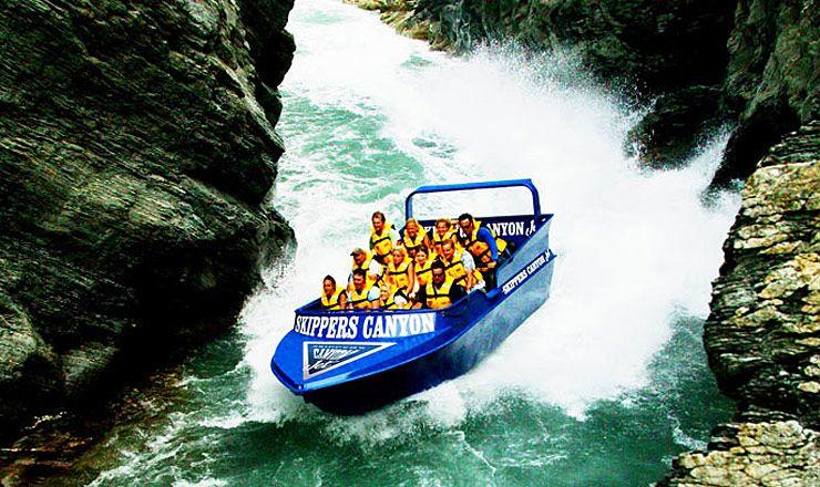 Jet Boat New Zealand