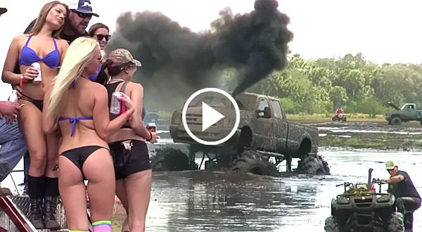 TCR Mudfest Is The Mud Truck Heaven With Lot Of Lifted ...