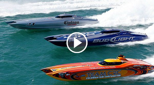 Top 10 Fastest Cars >> Top 10 Fastest Boats Ever Made - ThrottleXtreme