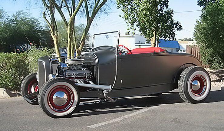 1929 Roadster