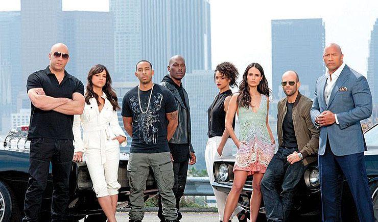 Fast 8-cast-Dominic-Toretto,-Tej,-Roman-Pearce,-Luke-Hobbs,-Mia-Toretto,-Ramsey,-Deckard-Shaw