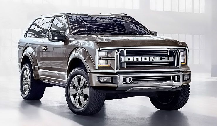 new ford bronco truth or fiction throttlextreme. Black Bedroom Furniture Sets. Home Design Ideas
