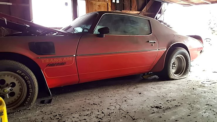 barn-find-1974-pontiac-trans-am-455-photo