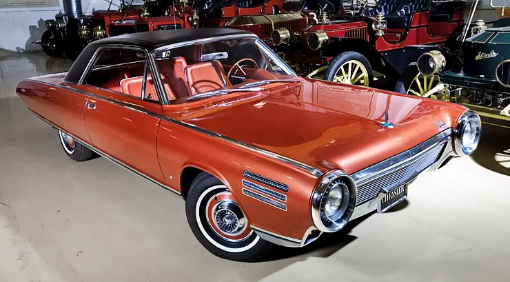 1961-62 Chrysler Turbine