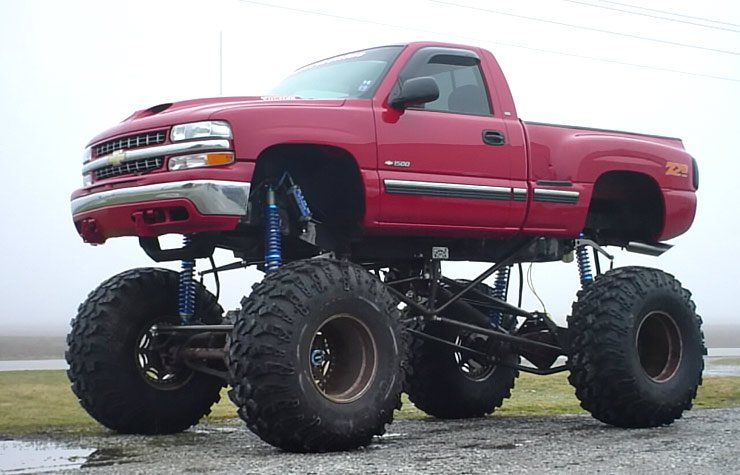 huge-chevy-silverado-lifted
