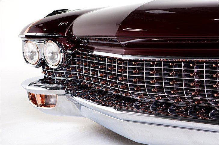 Meet the Copper Caddy, Kindig-it Design Smokin' Hot 1960