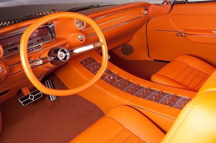 Meet the Copper Caddy, Kindig-it Design Smokin' Hot 1960 Cadillac De