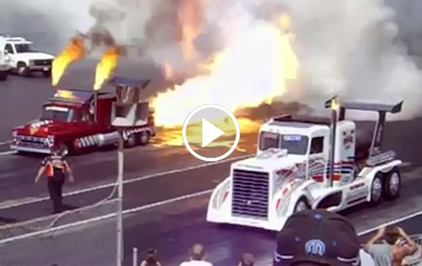 Why Are Trucks So Expensive >> Watch The Most INSANE, Ridiculous and Crazy Drag Races ...