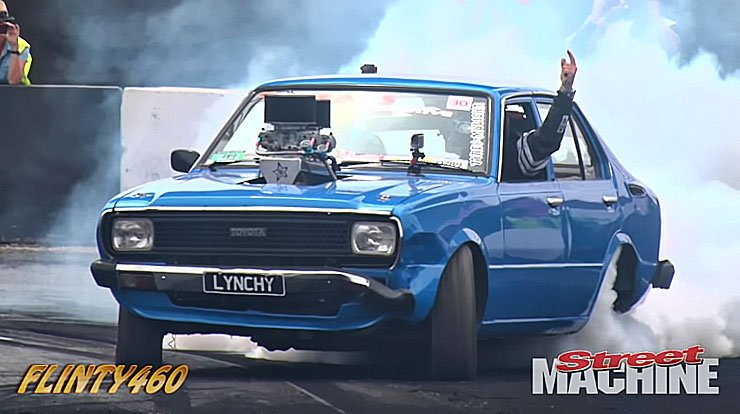 Andrew Lynch Burnout Master