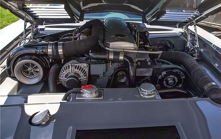 Cummins Diesel powered 1970 Cuda