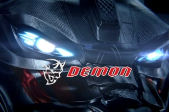 Dodge Demon is coming