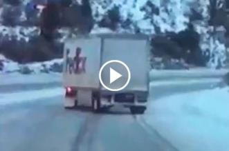 FedEx top-notch truck driver
