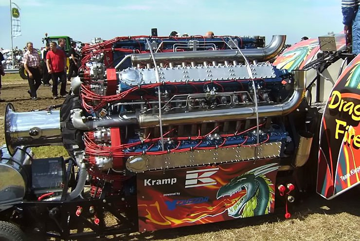 Zvezda M503 Radial Engine