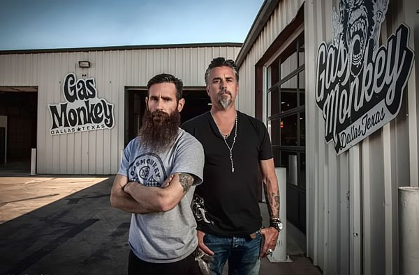 no monkey business with aaron kaufman anymore bearded wonder is leaving gas monkey garage for. Black Bedroom Furniture Sets. Home Design Ideas